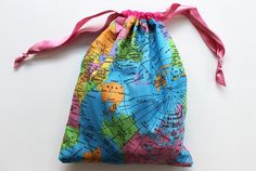Hi everyone, I hope you're all enjoying the summer! I am off on my holidays next week and I wanted to whip up a simple drawstring bag to keep everything tidy in my suitcase. I couldn't find quite what I was looking for online, most of the tutorials had no instructions for finishing the inside …