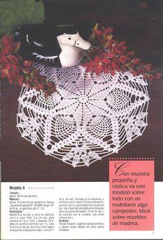 Ganchillo Selecto nº36 - Marcela Nagy - Álbumes web de Picasa