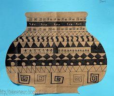 Tekenen en zo: Griekse vazen