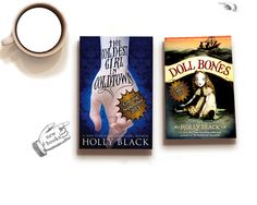 Holly Black, author of The Coldest Girl in Coldtown, Doll Bones, White Cat, and more!