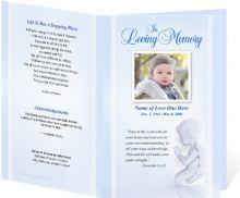 Exceptional Funeral Program Samples: Garden Of Prayer Funeral Bulletins Paper   Thomas  Kinkade® | Grmablang@yahoo.com | Pinterest
