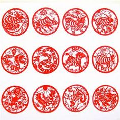 The Luckiest Decor for Your Chinese New Year Party via Brit + Co Chinese New Year Party, Chinese New Year Decorations, Chinese New Year Crafts, New Years Decorations, New Years Party, Asian New Year, Chinese New Year 2017, New Year Diy, Chinese Paper Cutting