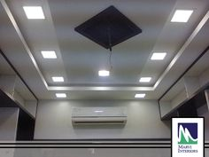 Browse our gallery to view amazing false ceiling designs for your living room, bedroom, kitchen, kids room and other rooms of your house. www.marviinteriors.com
