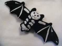 stuffed bat - love it!!!!