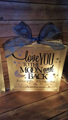 Check out this item in my Etsy shop https://www.etsy.com/listing/248780331/personalized-love-you-to-the-moon-and