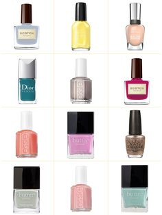 There are one million shades of nail polishes on the market (give or take), but only a select few can be considered slam-dunks. And after the long, grey winter we just took part in, I find myself craving color any way I can get it. Most notably: freshly painted digits. With this in mind, I've…