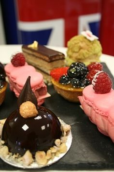 More delicious French patisserie treats from Mark Tilling