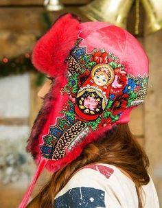 Stylish Russian Ushanka Hats