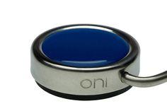 ONI Snorkel Blue  - Modern handbag holder Basics Collection. Bag hanger handbag holder tassenhanger tassenhaak väskhängare. www.youroni.com