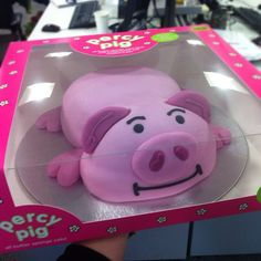 Time to pig out! #PercyPig