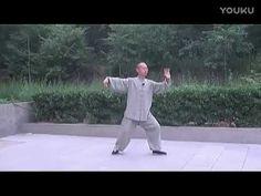 李占英老師楊氏 85(108)式 新版整套演示 - YouTube