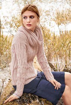 Lana Grossa PULLI Cool Wool Cashmere - FILATI CLASSICI No. 11 - Modell 11a | FILATI.cc WebShop