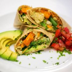 Check out this recipe on Recipe Rehab: Chef Candice's Ultimate Breakfast Burrito