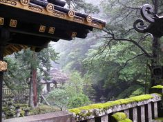 Japan: Sites and Culture - The shrines and temples of Nikko, together with their natural surroundings, have for centuries been a sacred site known for its architectural and decorative masterpieces. They are closely associated with the history of the Tokugawa Shoguns.