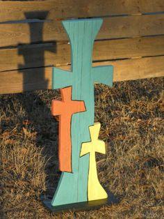 "Wood Cross in Cypress of Our ""Three on Calvary"" Collection, Handmade Cross of Distinction, Tallahatchie Designs,http://www.amazon.com/dp/B00HYKU2JS/ref=cm_sw_r_pi_dp_oWA3sb0HW2V3YGK1"
