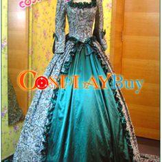 renaissance dresses