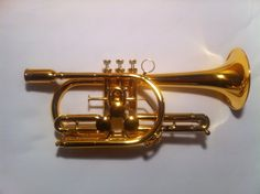 Built for James Morrison by Schagerl, the Raven trumpet!