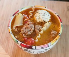 Deconstructed Lasagna Soup {Electric Pressure Cooker Recipe}