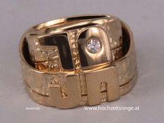 Modell 238..... JA Cuff Bracelets, Gold, Jewelry, Atelier, Scale Model, Handarbeit, Jewlery, Jewerly, Schmuck
