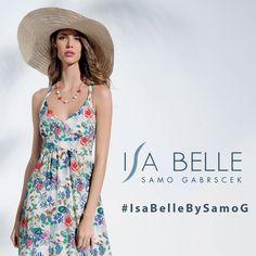 Vestiti a fiori per la primavera. Se amate i colori e la fantasia > #IsaBelleBySamoG