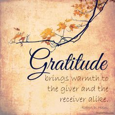 Elder Robert D. Hales | 25 quotes from LDS leaders on #gratitude #lds #quotes #Thanksgiving