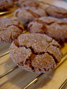 Orange Gingersnaps by AnnieBee. I approve.