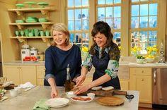 Martha Stewart and Bea of La Tartine Gourmande... total inspirations.