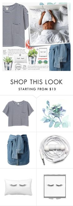 """""""♠ Snapmade (3/10)"""" by paty ❤ liked on Polyvore featuring Monki, Retrò, DKNY, Post-It, CO, Urbanears and patysnapmade"""