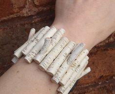 Nature's Wonder Wearable Whimsy Bracelet by SMitch on Etsy