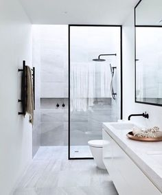 Small bathrooms may seem like a difficult design task to take on. Shower room is a fantastic way to save space in a small bathroom. Removing the bath and building a shower enclosure will give you plenty of room to move around,… Continue Reading → Bathroom Toilets, Bathroom Renos, Bathroom Remodeling, Paint Bathroom, Remodeling Ideas, Design Bathroom, Basement Bathroom, Skylight Bathroom, Bathroom Marble