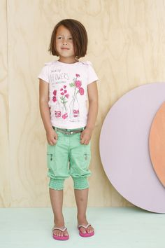 Girls Mid.. Tumble 'N Dry Spring/Summer 2013