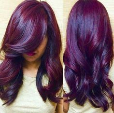 Love red violet.   Always my go to color
