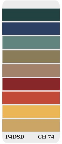 Color Chart# 74