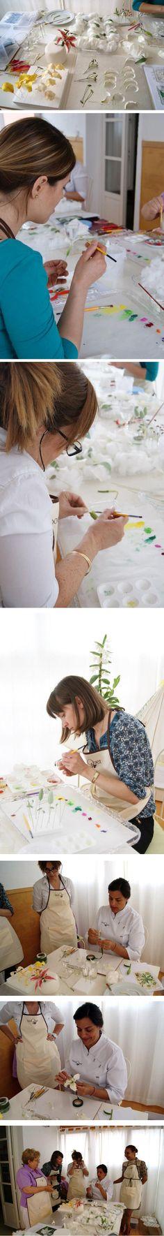 Curso monográfico Liliums BouQuet y Rosa Clásica.- #Curso #Monografico #Liliums #Bouquet #Rosas #Rosa #Clasica #Creamos #Alicante #Espana #Flores #Azucar #SugarCraft