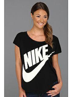 Nike Signal Tee  - black - small