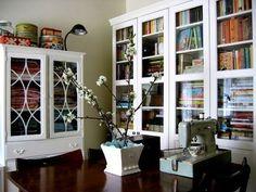 Inspirational Craft Rooms serenityknits