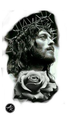 Tatuagem de Jesus