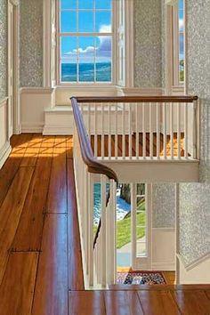 Downstairs - Edward Gordon