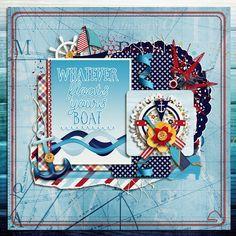 Whatever+Floats+Your+Boat - Scrapbook.com