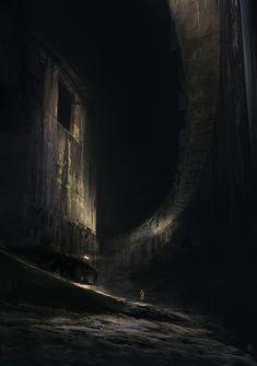 Underground Silo by Fesbraa on DeviantArt