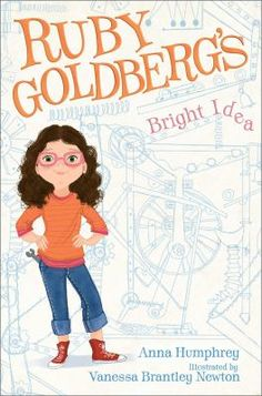 Junior fiction. Ruby wants to win first prize at the fifth grade science fair but she needs a bright idea!