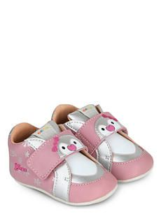 GEOX Ian leather baby shoes 0-12 months