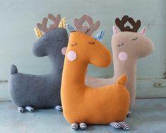 Deer. Sewing pattern PDF