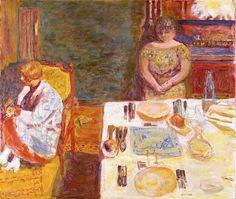 Before Dinner - Pierre Bonnard #expo2015 #milan #worldsfair