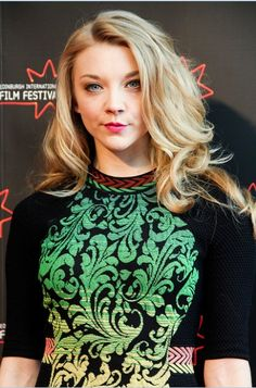 Natalie Dormer at Edinburgh Film Festival