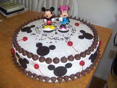 pasteles de minnie mouse -