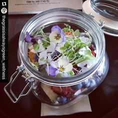 #Repost @thegrassisalwaysgreen_wellness  Wellness Jar from @bohemia_cafe #primal #wellness #health #healthy #healthyfoodshare #cleaneats #cleaneating #wholefoods #glutenfree #sugarfree #iqs #iquitsugar #jerf #pregnancy #pregnancyfood #pregnancyhealth #38weekspregnant #eat3280 #boho3280 by bohemia_cafe
