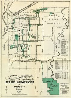 17 Best Kansas City History - Maps images | Kansas city missouri ...