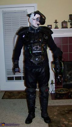 we are the borg costume - Borg Halloween Costume