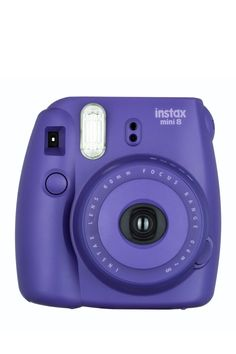 Let your high school grad capture their favorite memories at college with this fun mini camera!